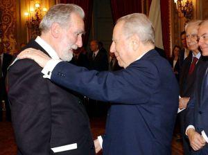 Rigoni Stern e Carlo Azeglio Ciampi
