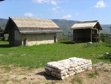 Villaggio preistorico del Monte Corgnon
