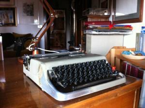 La macchina da scrivere di Mario Rigoni Stern