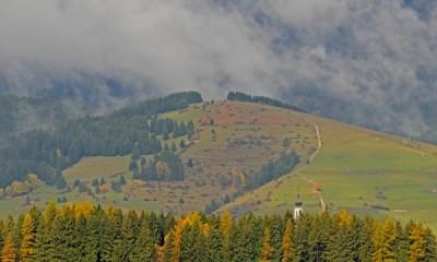 Il monte Katz (foto: Roberto Costa Ebech)