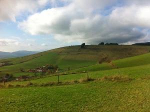 Il Moor, sul retro del monte Katz