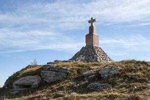 Monumento al generale Euclide Turba (foto: Sergio Dalle Ave)