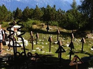 Cimitero militare sull'Ortigara