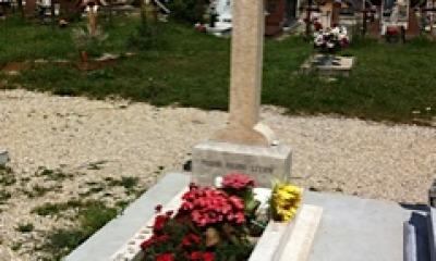 La tomba di Mario Rigoni Stern