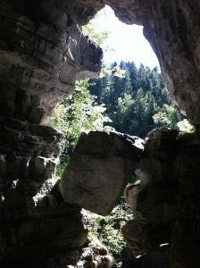 Leute Kubala (Grotta del Popolo), al Bisele