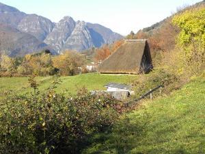Il villaggio del Bostel a Rotzo