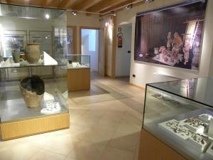 Il Museo Archeologico dell'Altopiano, a Castelletto di Rotzo