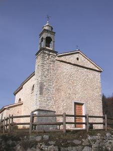 La chiesetta di Santa Margherita a Rotzo