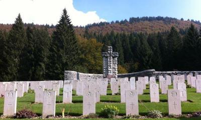 Cimitero militare inglese di Val Magnaboschi