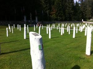 Cimitero militare italiano di Val Magnaboschi