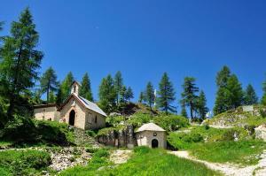 Chiesetta del Lozze (foto: Roberto Costa Ebech)