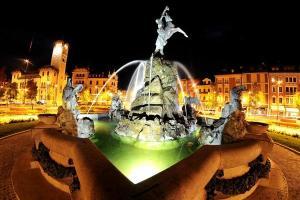 La Fontana del fauno (ph: Roberto Costa Ebech)