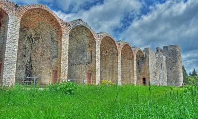 Forte Interrotto (foto: Roberto Costa Ebech).