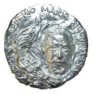 Medaglia del Premio Mario Rigoni Stern per la letteratura multilingue delle Alpi